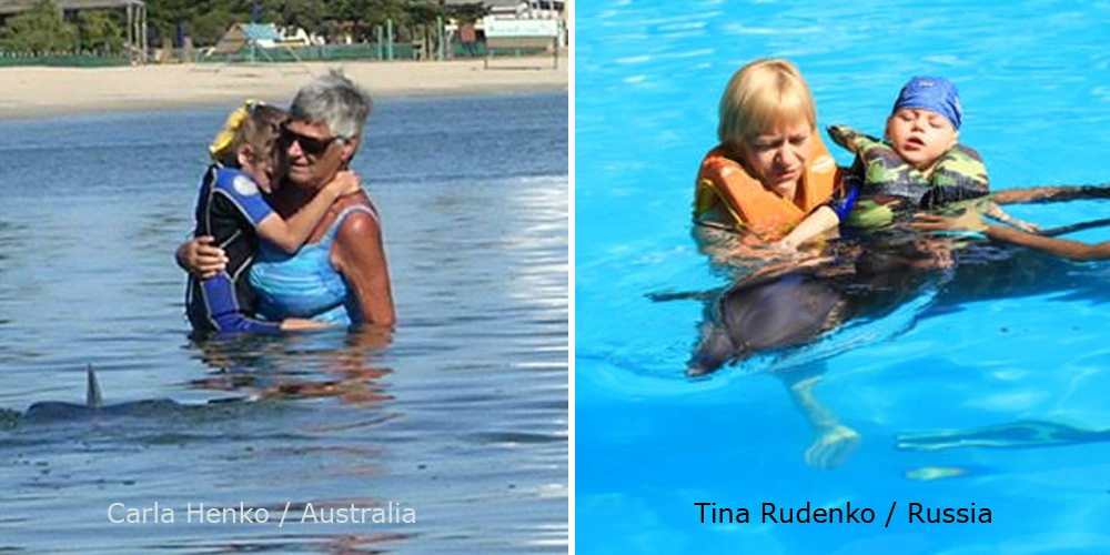 the history of dolphin assisted therapy
